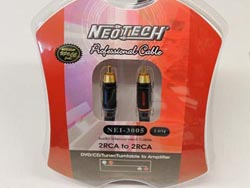 Neotech NEI-3005 Finished Cables - 2m
