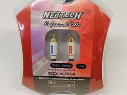 Neotech NEI-5002 Finished Cables - 1.5m