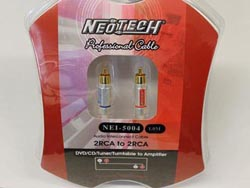 Neotech NEI-5004 Finished Cables - 1m