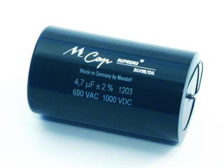 Mundorf Supreme SO 0.47uF 1000VDC